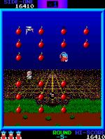 Arcade Archives BOMB JACK Screenshots