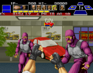 ACA NEOGEO The Super Spy Screenshots