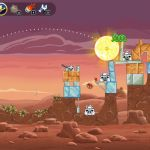 Angry Birds Friends Screens