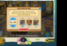 Animal Jam Screens