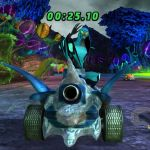 Ben 10 Galactic Racing Screens