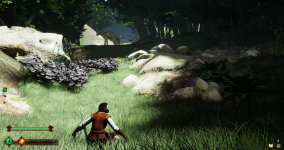 Blood Bond - Into the Shroud Screenshots