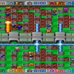 Bomberman DS Screens