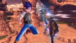 Dragon Ball Xenoverse 2 Screens