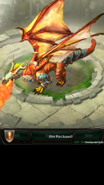Dragons of Atlantis: Heirs of the Dragon Screens