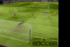 Dream League Soccer Screens