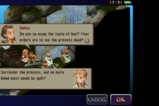 Final Fantasy Tactics: The War of the Lions Screens