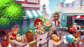 Food Street Screens