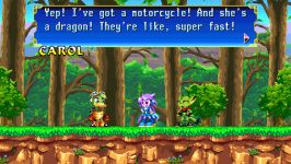 Freedom Planet Screenshots