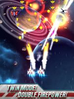 Galaga Wars Screens