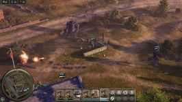 Iron Harvest Screens