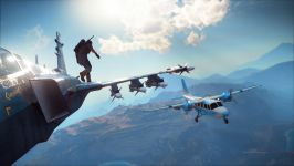Just Cause 3 Screens