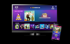 Just Dance Now Screens