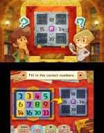 Layton's Mystery Journey: Katrielle and the Millionaires' Conspiracy Screenshots