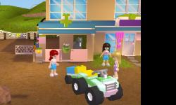 LEGO Friends Screenshots