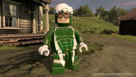 LEGO Marvel Avengers Screenshots