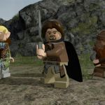LEGO The Lord of the Rings Screens