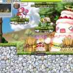 MapleStory Europe Screens