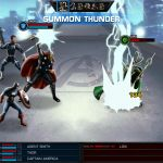 Marvel Avengers Alliance Screens
