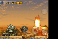 Metal Slug 2 Screens