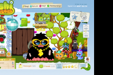 Moshi Monsters Screens