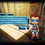 MySims SkyHeroes Screens
