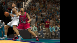 NBA 2K12 Screens
