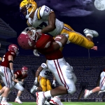 NCAA Football 09 Screens