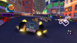 Nickelodeon Kart Racers Screenshots