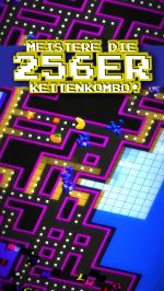 Pac-Man 256 Screenshots