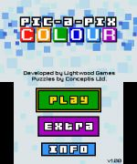 Pic-a-Pix Colour Screenshots