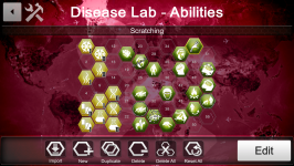 Plague Inc. Screens