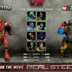 Real Steel Screens