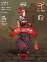 Scrolls Of Gloom Screenshots