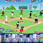 SEGA PLAY! Baseball Screenshots