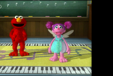 Sesame Street: Elmo's Musical Monsterpiece Screenshots