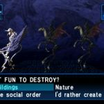 Shin Megami Tensei: Devil Summoner: Soul Hackers Screenshots