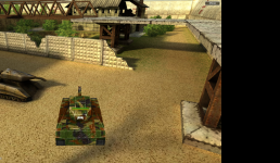 Tanki Online 2.0 Screens
