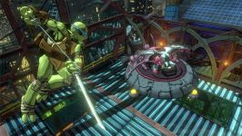 Teenage Mutant Ninja Turtles: Mutants in Manhattan Screenshots