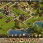 The Settlers Online Screens
