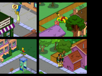 The Simpsons: Tapped Out Screens