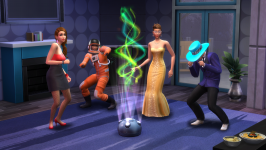 The Sims 4 Screens