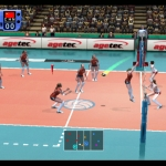 Women's Volleyball Championship Screens